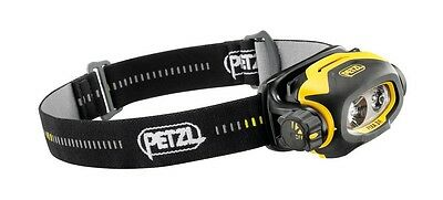 E78CHR2 Petzl Pixa 3R Headtorch (ATEX Zones 2 & 22) Industrial Work Caving Light