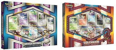 Pokemon Magearna Volcanion Mythical Collection Trading Card Games Random Choice