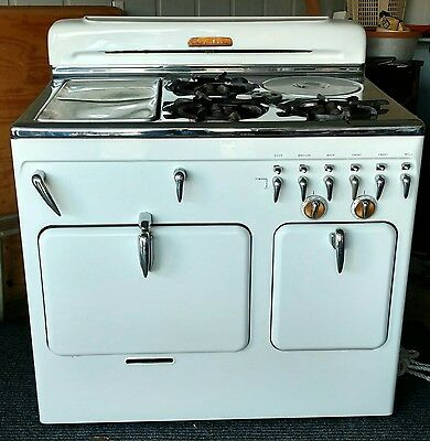 Vintage STOVE by Chambers Gas model 61 C