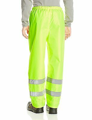Safety Gear by PIP 353-PURPPLY Class E Hi-Visibility Rain Pants Breathable
