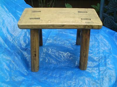 Antique Milking / Childs Stool