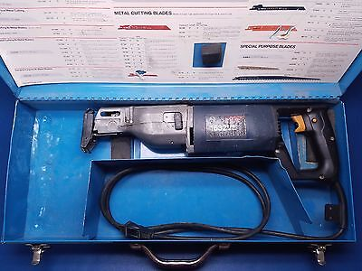 BOSCH Panther 1632VS CORDED ELECTRIC VARIABLE SPEED RECIPROCATING SAW / SAWZALL