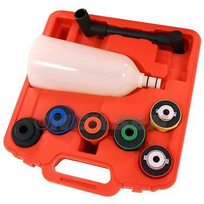 ENGINE OIL FILLER FUNNEL ADAPTOR SET Fast Non Spill Easy Access Fits Most Models