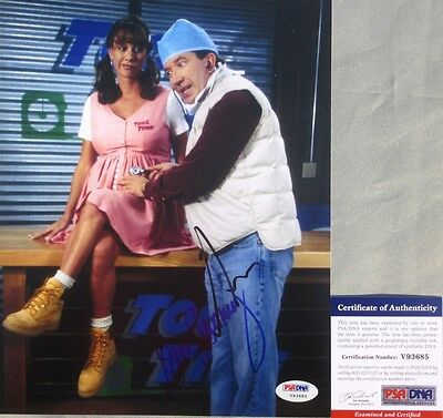 Great Show Tim Allen Debbe Dunning Signed Home Improvement 8x10