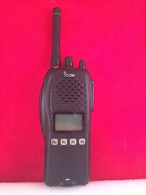ICOM IC-F30GS VHF Radio Talkie With Charger New Battery