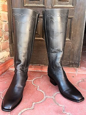 Cathedral Civil/Indian War Reenactment Boots Men's Size 10.5D Made in USA