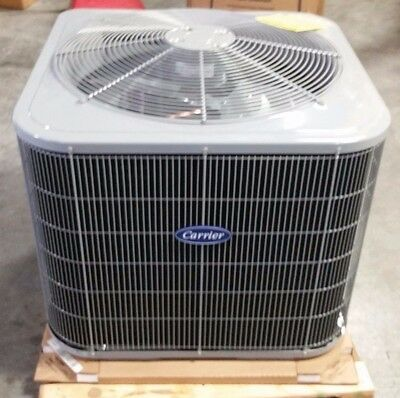 Carrier Heat Pump 25HBB324A300 Condenser 13 SEER 208/230 v 1ph