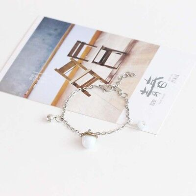 [small oak fruit] hand for girls small fresh ceramic bracelet Sen fashion 1P