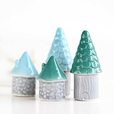 cabin] lovely fresh handmade ceramic ornaments ornaments Mori desktop fashion 1P