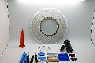 Mobile Phone Opening Tools, Loca Glue, UV Torch for iPhone, Samsung, HTC, Nokia