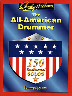 Ludwig Music The All American Drummer - Charley Wilcoxon
