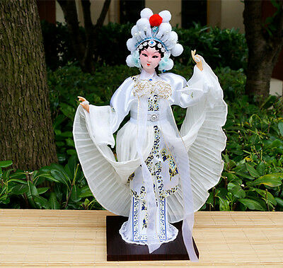 The Chinese Peking Opera Cultural Treasure Madame White Snake Home Decor