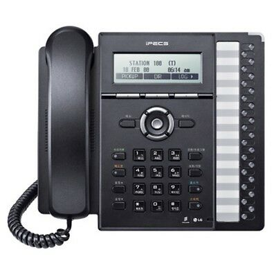 LG Ericsson iPECS LIP-8024E IP Gigabit Handset Telephone Phone