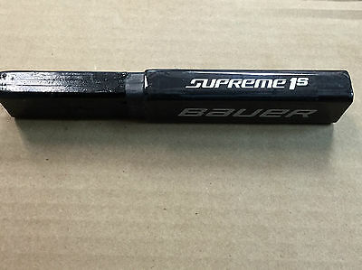 "Bauer Supreme 1S SR Composite End Plug! Hockey Stick Senior 4"" Light Strong S190"