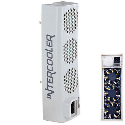 Xbox 360 Intercooler Cooling 3 Fan Microsoft Console System Cooler Xbox360 White