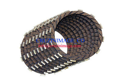 88-96 Honda Gl1500 Clutch Plate Set 10 Friction Plates Include Cd1233