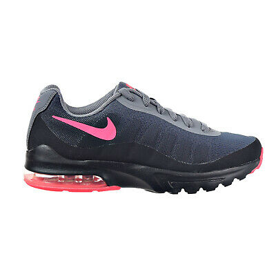 07b9d09b5414e NIKE AIR MAX Invigor (GS) Big Kid's Shoes Black/Racer Pink/Cool Grey  749575-006