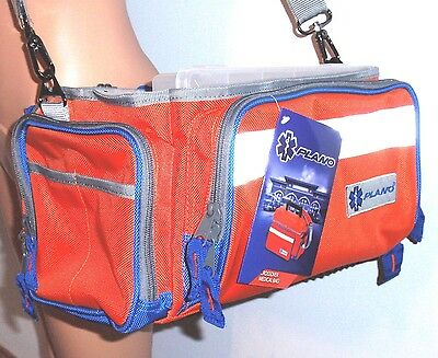 PLANO CROSSOVER MEDICAL Emergency EMT EMS BAG 3600 STOWAWAY BOXES 1st Responder