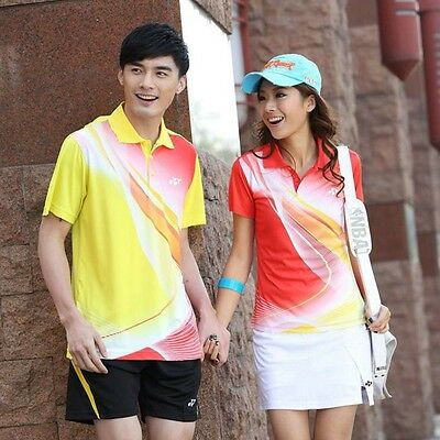 YONEXX badminton clothing sports suit Short sleeved T-SHIRT shorts Culottes