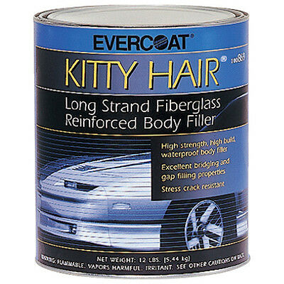 Gl kitty hair long strand body filler