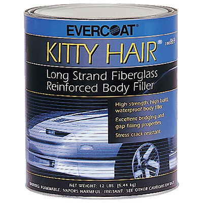 Qt kitty hair long strand body filler