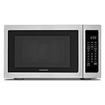 KitchenAid Countertop Convection Microwave Oven Stainless Stee KCMC1575BSS