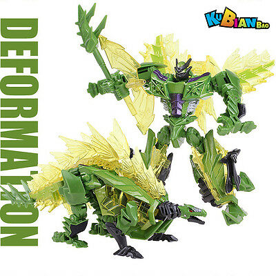 Transformers Age Of Extinction Generations Snarl Figure 16cm No Box