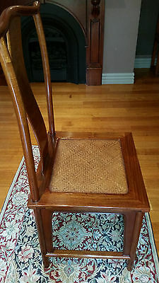 Chinese Chairs (pair)
