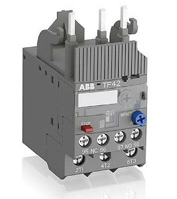 ABB THERMAL OVERLOAD RELAY 76.7x45x53.5mm 690VAC - 1A, 1.3A, 1.7A Or 2.3A