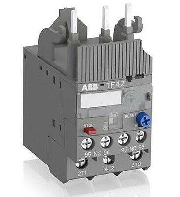 ABB THERMAL OVERLOAD RELAY 76.7x45x53.5mm 690VAC - 3.1A, 4.2A, 5.7A Or 7.6A