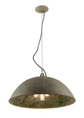 Troy F3655 Pendants Relativity Salvage Zinc Chalkboard Interior 5 Light 34 inch