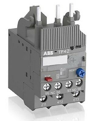 ABB THERMAL OVERLOAD RELAY 76.7x45x53.5mm 690VAC - 24A, 29A, 35A Or 38A