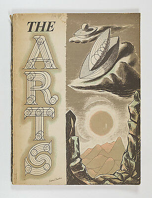 The Arts Number Two, Cover Illustrated by Edward Bawden 1946