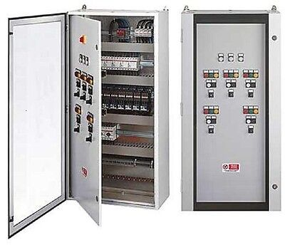 ABB METAL ENCLOSURE WITH DOOR  - 300x300x150mm Or 400x300x150mm