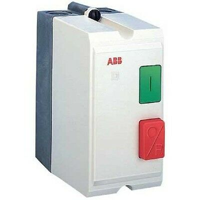ABB MOTOR STARTER DYAF12301013 Direct Online, 5.5KW Rated Power, 100-250VAC/DC