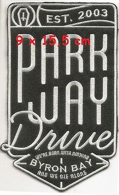 Parkway Drive -  Shapepatch - FREE SHIPPING