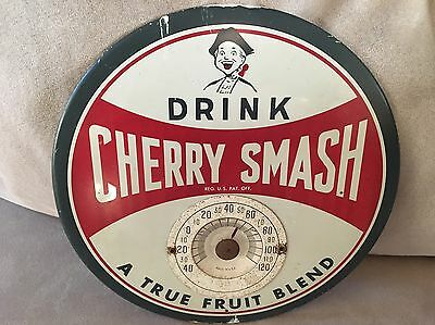 Drink Cherry Smash Soda Thermometer - Sale Price Ends Friday 6am