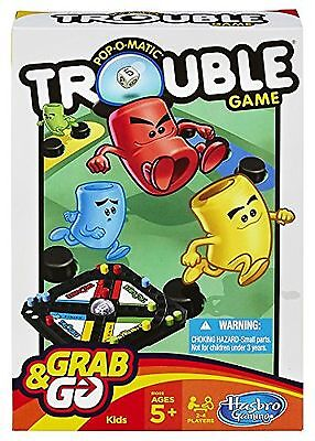 Trouble Grab And Go New Free Shipping - Ships From Canada