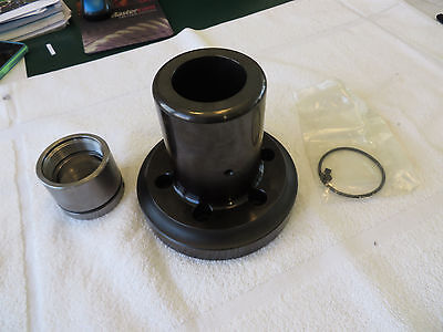 ATS 3J Collet Chuck CNC Lathe Pullback Style for A2-5 MOUNT 3050-BO7