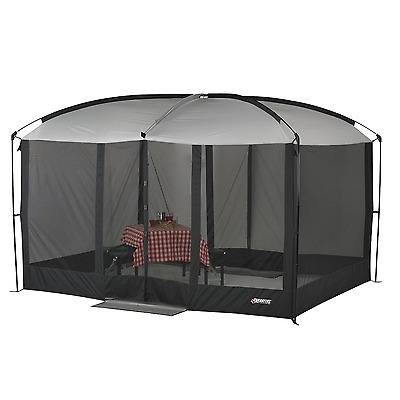 Magnetic Screen House 11 X 9 Tent Canopy Steel Mesh Shade Mosquito Easy Setup