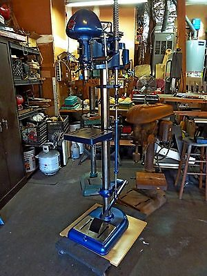 "Delta ""DP 220"" Drill Press Fresh Out Of Rehab Shipping Available"