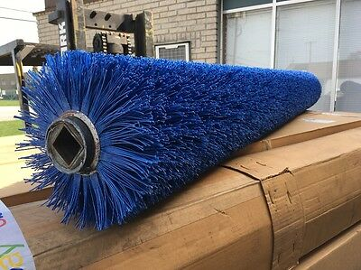 Elgin Crosswind poly tube broom brush street sweeper 21-021078CRP OEM # 7873208