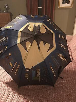 Batman Umbrella For Kids