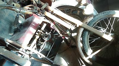 ancien POIRIER TRICYCLE SACH SANSONNETTE,scooter,moto,cyclo,peugeot