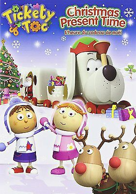 Tickety & Toc: Christmas Present Time (DVD, 2014, Widescreen) *NEW* *FREE Ship*