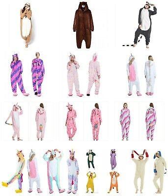 Adult Kids Unicorn Onesie00 Kigurumi Pajamas One Piece Animal Costume Cosplay