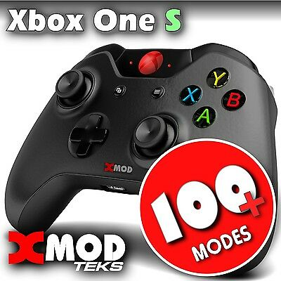 Xbox One S, Modded Controller, Rapid Fire X Mod Cod Bo3, Pro Chip, Xmod 100 Mode