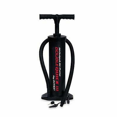 "John Adams 19"" Double Quick Air Pump From Debenhams"