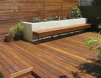 86 x 19mm Spotted Gum Hardwood Decking $6.85/m