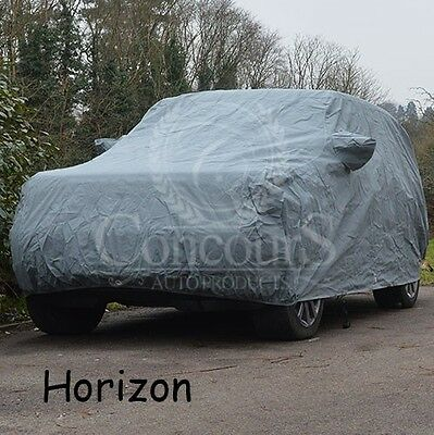 HIGH QUALITY BREATHABLE FULL CAR COVER PORSCHE CAYENNE 03-09